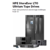 HPE StoreEver LTO Ultrium Tape Drives