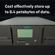 HPE StoreEver MSL3040 Tape Library Overview
