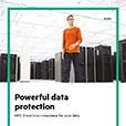 Powerful data protection - HPE StoreOnce - insurance for your data